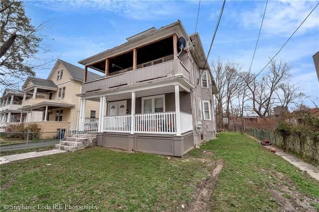 28 Sterling Street, Hartford, CT 06112 (MLS #170386844) :: Spectrum Real Estate Consultants