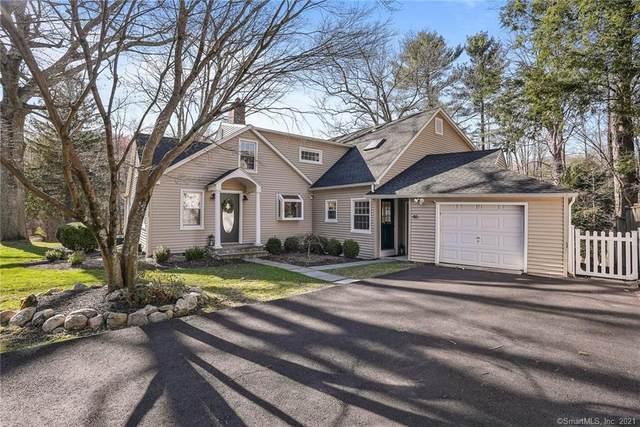 46 Sunset Pass, Wilton, CT 06897 (MLS #170386849) :: Forever Homes Real Estate, LLC