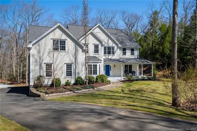 35 Russett Road, Newtown, CT 06470 (MLS #170386893) :: Around Town Real Estate Team