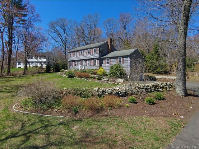 76 Osborne Hill Road, Newtown, CT 06480 (MLS #170386919) :: Forever Homes Real Estate, LLC