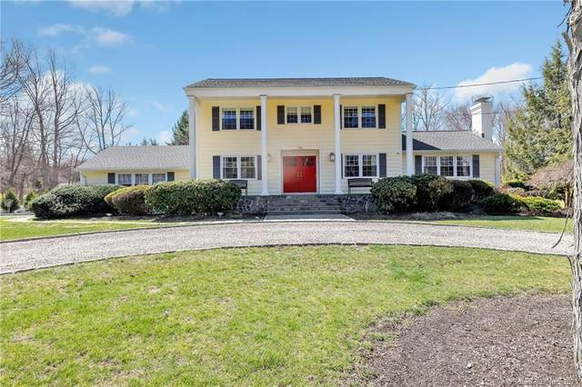 156 Fresh Meadow Drive, Trumbull, CT 06611 (MLS #170386923) :: The Higgins Group - The CT Home Finder
