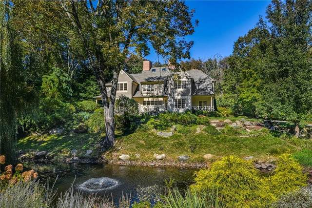 935 South Avenue, New Canaan, CT 06840 (MLS #170386937) :: Around Town Real Estate Team