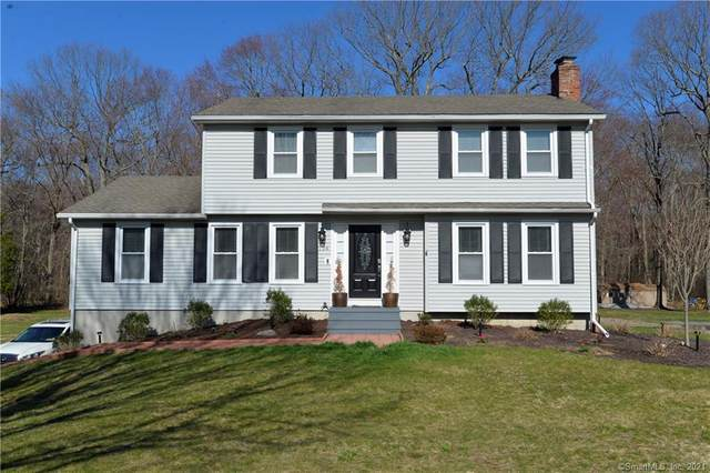 134 Old Castle Drive, Monroe, CT 06468 (MLS #170386944) :: Around Town Real Estate Team