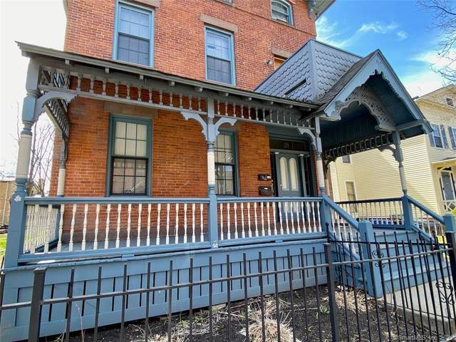 29 Morris Street M29a, Hartford, CT 06114 (MLS #170386989) :: Spectrum Real Estate Consultants