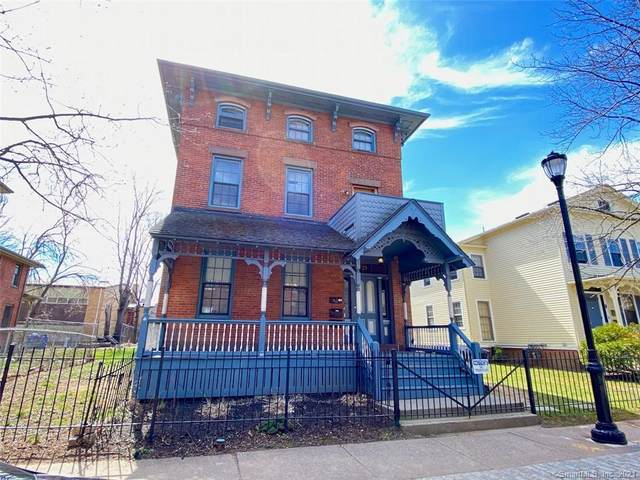 29 Morris Street M29c, Hartford, CT 06114 (MLS #170386990) :: Forever Homes Real Estate, LLC