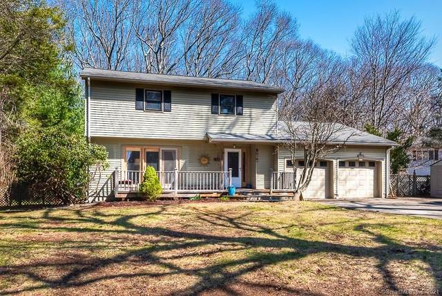 16 Laurel Crest Drive, Waterford, CT 06385 (MLS #170387028) :: The Higgins Group - The CT Home Finder