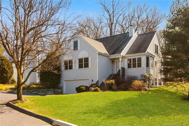 1214 Foxboro Drive #1214, Norwalk, CT 06851 (MLS #170387031) :: Forever Homes Real Estate, LLC