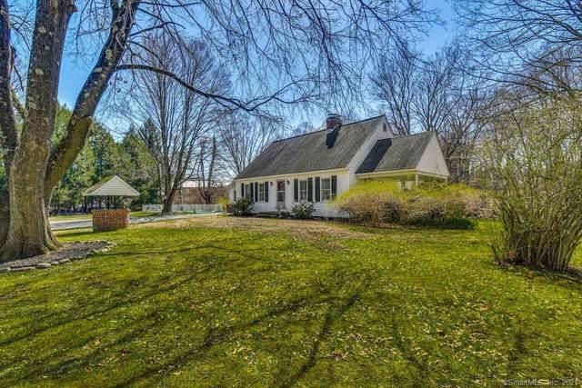 12 Bice Drive, Oxford, CT 06478 (MLS #170387033) :: Around Town Real Estate Team