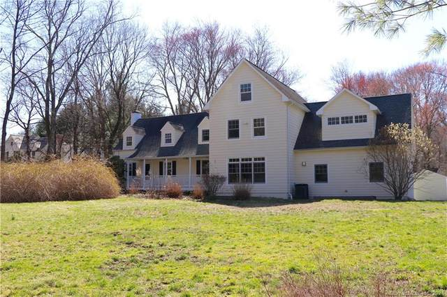 262 Newtown Turnpike, Weston, CT 06883 (MLS #170387035) :: The Higgins Group - The CT Home Finder