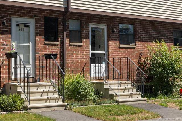 287 Hampton Court #287, Newington, CT 06111 (MLS #170387044) :: Hergenrother Realty Group Connecticut