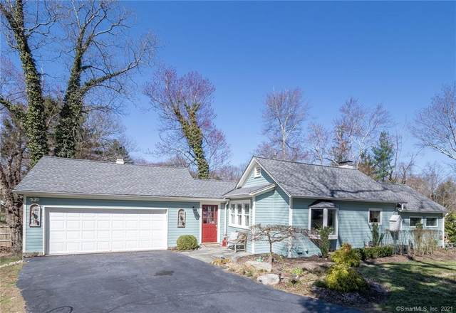 71 Cherry Lane, Wilton, CT 06897 (MLS #170387046) :: The Higgins Group - The CT Home Finder