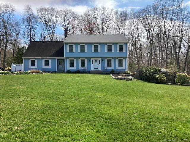 22 Hyde Park Drive, Ledyard, CT 06335 (MLS #170387058) :: The Higgins Group - The CT Home Finder