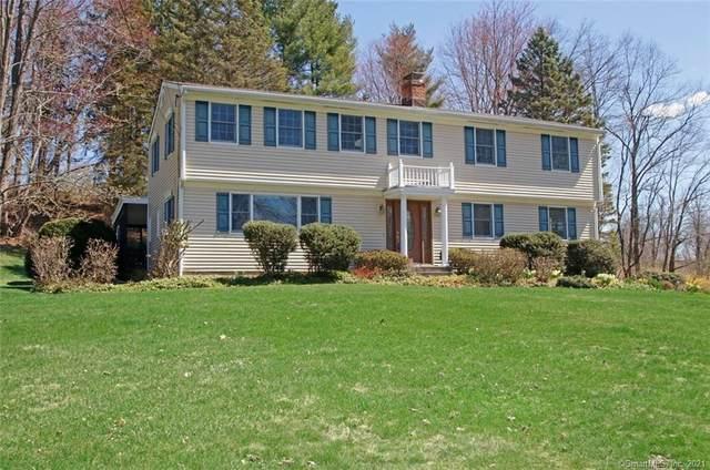 9 Phyllis Lane, Newtown, CT 06470 (MLS #170387063) :: Spectrum Real Estate Consultants