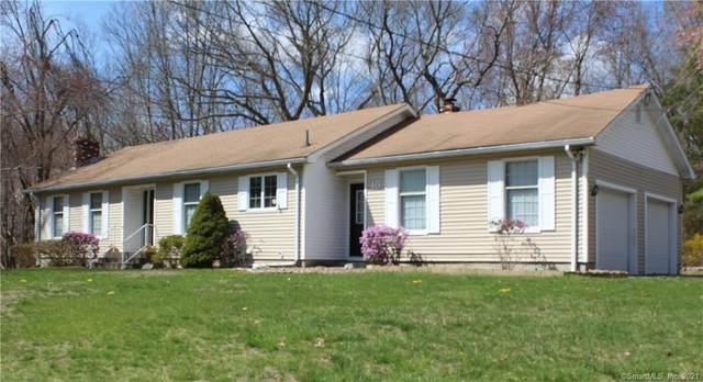 40 Southgate Circle, Franklin, CT 06254 (MLS #170387076) :: Tim Dent Real Estate Group