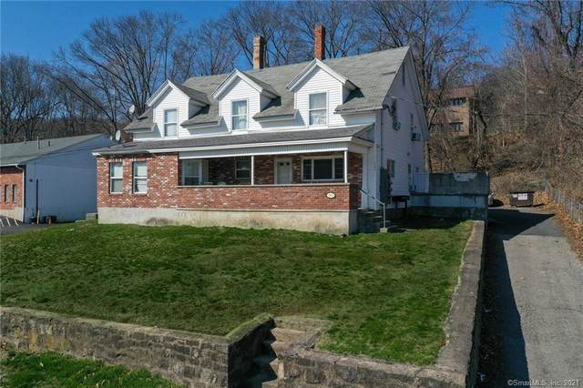 345 Huntingdon Avenue, Waterbury, CT 06708 (MLS #170387086) :: Spectrum Real Estate Consultants
