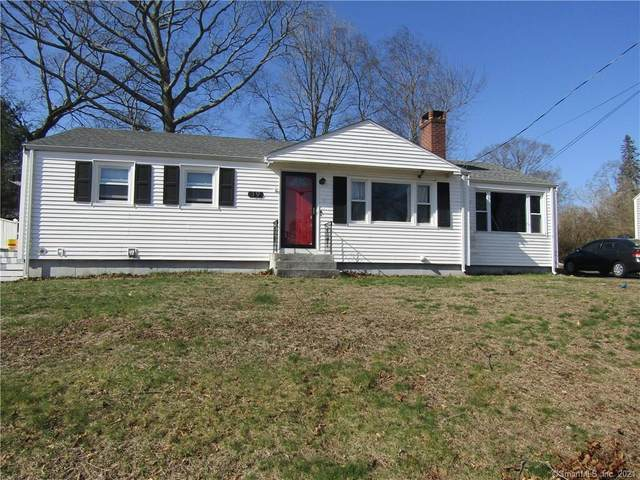 19 Woodland Drive E, Groton, CT 06340 (MLS #170387098) :: Forever Homes Real Estate, LLC