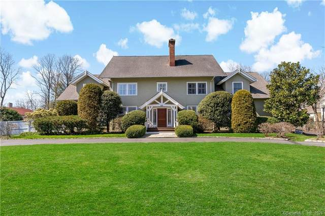 199 Van Rensselaer Avenue, Stamford, CT 06902 (MLS #170387100) :: Carbutti & Co Realtors
