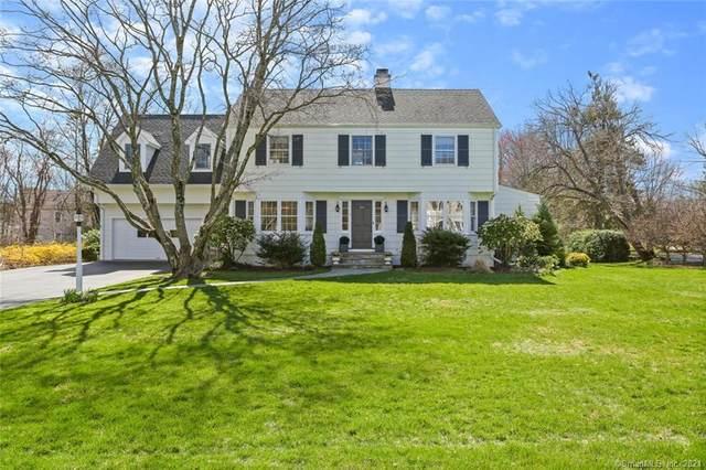 7 Ridgeway Road, Easton, CT 06612 (MLS #170387105) :: Spectrum Real Estate Consultants
