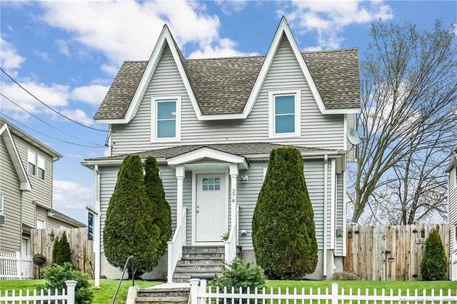 278 Greenwich Avenue, Stamford, CT 06902 (MLS #170387113) :: Forever Homes Real Estate, LLC