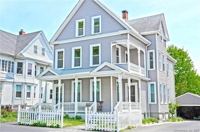 78 Garden Street, Ansonia, CT 06401 (MLS #170387132) :: Around Town Real Estate Team