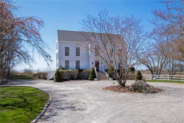 11 Dennis Road, Old Lyme, CT 06371 (MLS #170387134) :: Next Level Group