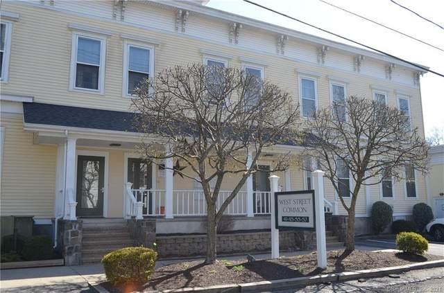 45-10 West Street 103B, New Milford, CT 06776 (MLS #170387163) :: Around Town Real Estate Team