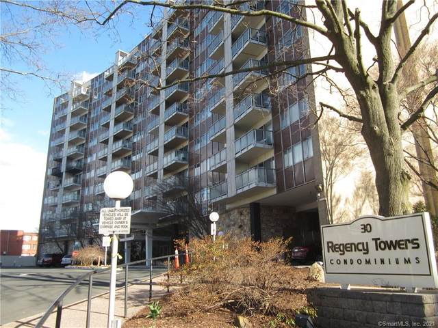 30 Woodland Street 5F, Hartford, CT 06105 (MLS #170387165) :: Next Level Group