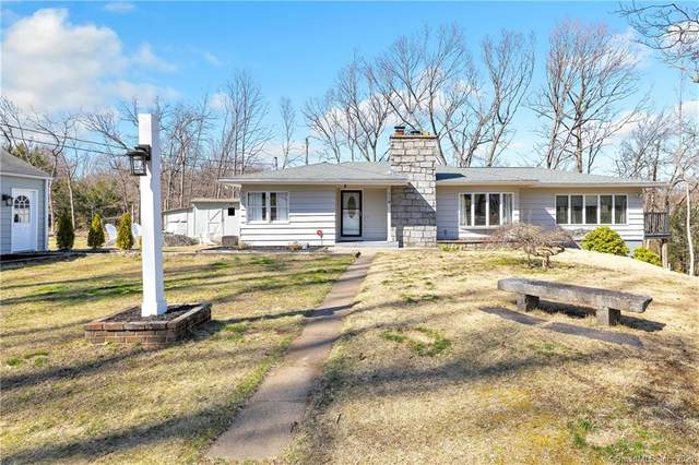 119 Rocky Rest Road, Shelton, CT 06484 (MLS #170387166) :: Around Town Real Estate Team