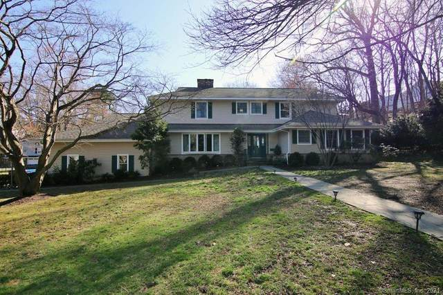 12 Perna Lane, Greenwich, CT 06878 (MLS #170387192) :: Spectrum Real Estate Consultants