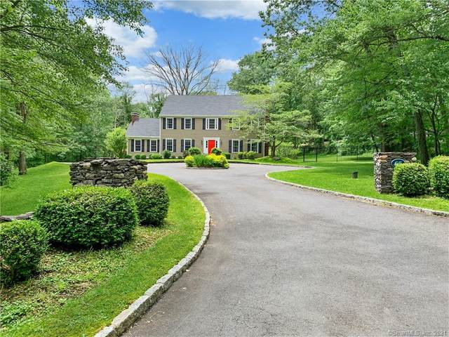 65 Powdermaker Drive, Ridgefield, CT 06877 (MLS #170387201) :: Spectrum Real Estate Consultants