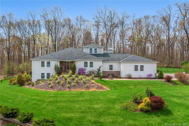 40 Desousa Drive, Manchester, CT 06040 (MLS #170387202) :: Next Level Group