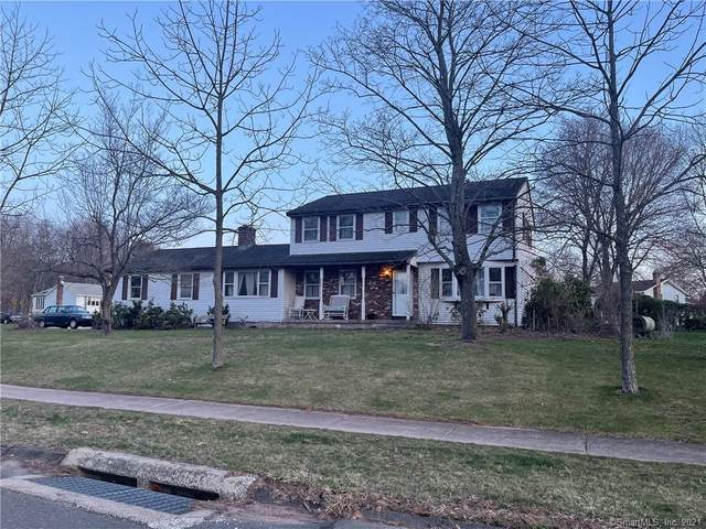 11 Dawn Drive, South Windsor, CT 06074 (MLS #170387260) :: Around Town Real Estate Team