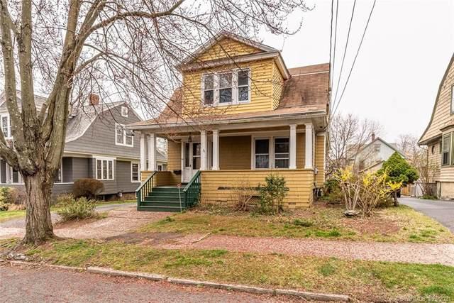 70 Clarkson Street, Bridgeport, CT 06605 (MLS #170387262) :: Forever Homes Real Estate, LLC