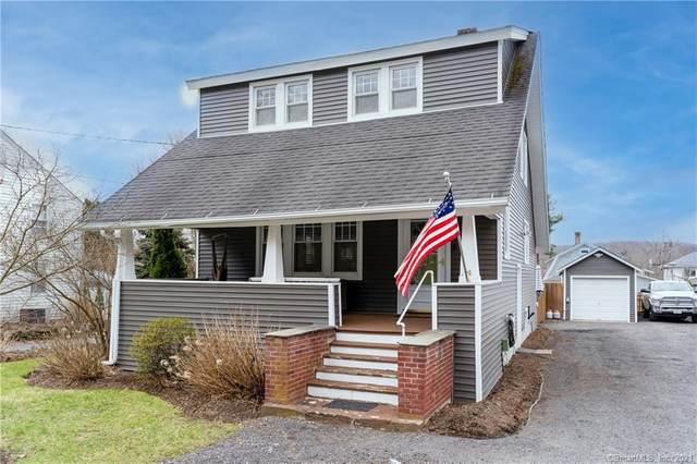 94 Grove Street, New Milford, CT 06776 (MLS #170387321) :: Kendall Group Real Estate   Keller Williams