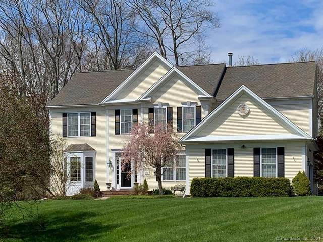 11 Windrose Drive, Groton, CT 06340 (MLS #170387334) :: Spectrum Real Estate Consultants