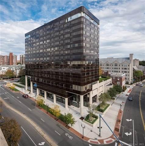 127 Greyrock Place #905, Stamford, CT 06901 (MLS #170387354) :: Around Town Real Estate Team