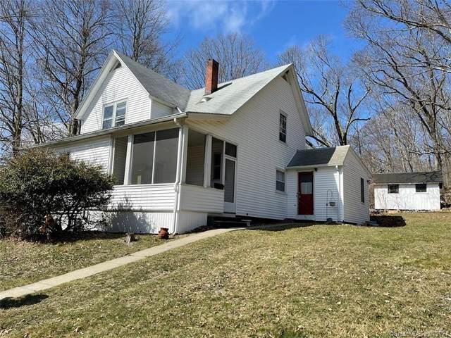 16 Sunnyside Avenue, Norwich, CT 06360 (MLS #170387357) :: Forever Homes Real Estate, LLC