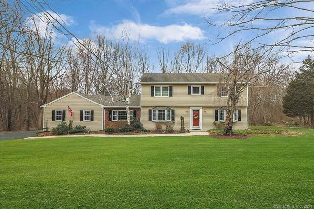 70 Vixen Road, Trumbull, CT 06611 (MLS #170387367) :: Forever Homes Real Estate, LLC