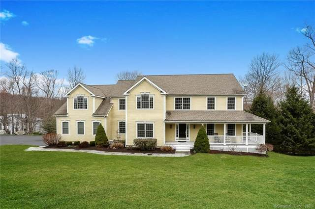 8 Meridian Ridge Drive, Newtown, CT 06470 (MLS #170387392) :: Forever Homes Real Estate, LLC