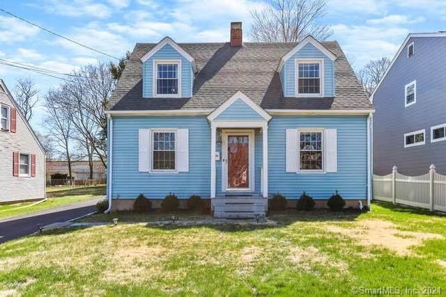 23 Harris Street, Norwalk, CT 06850 (MLS #170387394) :: Spectrum Real Estate Consultants
