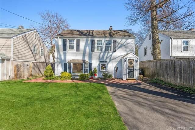 33 Frisbie Street, Stamford, CT 06906 (MLS #170387406) :: Spectrum Real Estate Consultants