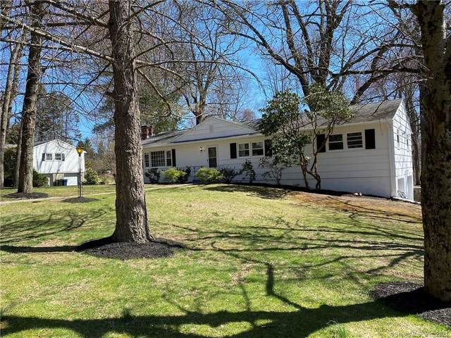 48 Spinning Wheel Road, Trumbull, CT 06611 (MLS #170387421) :: Around Town Real Estate Team