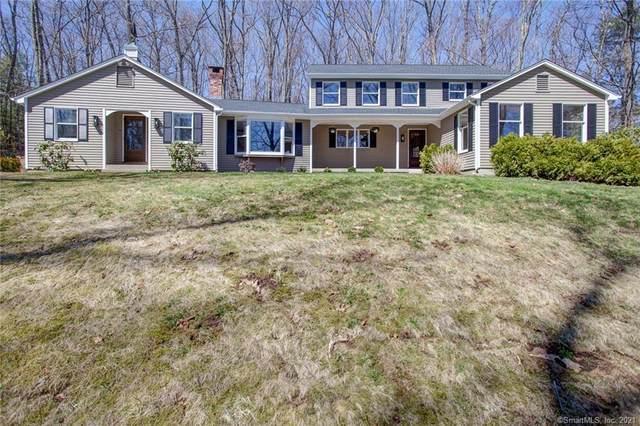 54 Hollister Drive, Avon, CT 06001 (MLS #170387425) :: Around Town Real Estate Team