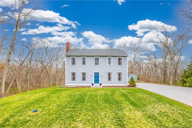 7 Evergreen Trail, Old Lyme, CT 06371 (MLS #170387437) :: Next Level Group