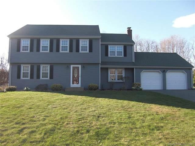 47 Beth Ann Circle, Meriden, CT 06450 (MLS #170387442) :: Forever Homes Real Estate, LLC