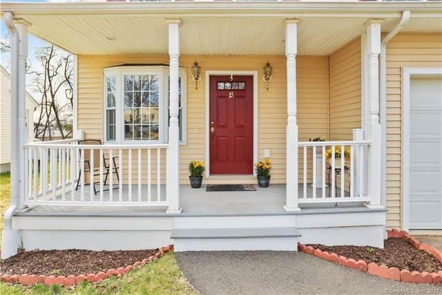 4 Spitzer Court, Norwalk, CT 06854 (MLS #170387454) :: Forever Homes Real Estate, LLC
