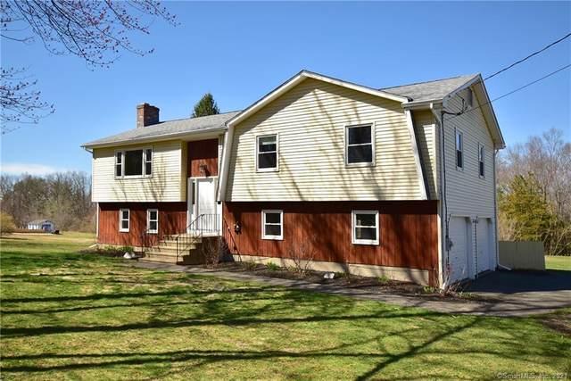 66 Kibbe Road, Ellington, CT 06029 (MLS #170387460) :: Around Town Real Estate Team