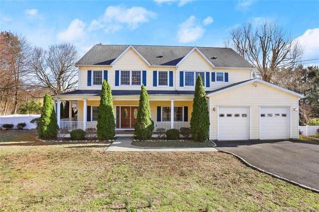 39 Halock Drive, Greenwich, CT 06831 (MLS #170387474) :: Forever Homes Real Estate, LLC