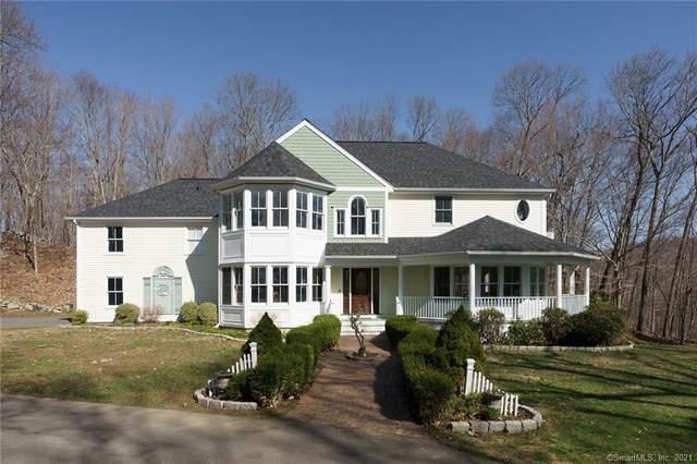 21 Werf Drive, Redding, CT 06896 (MLS #170387513) :: Kendall Group Real Estate | Keller Williams