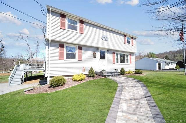 16 Bonnybrook Drive, New Milford, CT 06776 (MLS #170387544) :: Around Town Real Estate Team